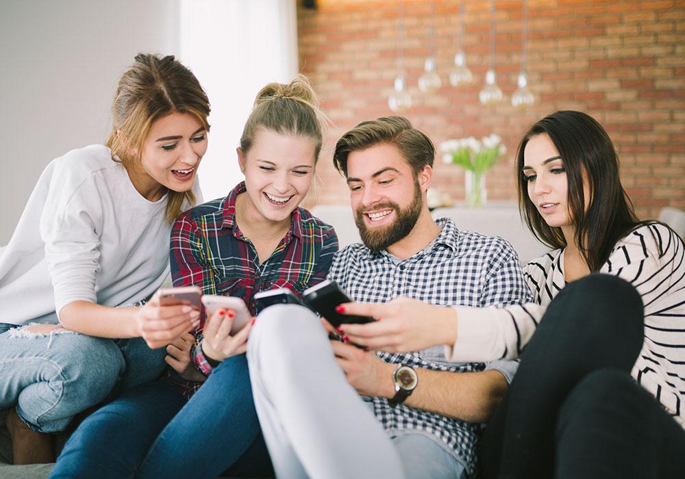 Ya puedes contratar tu tarifa compartida de móvil